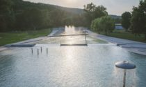 Rekonstrukce bazénů koupaliště Riviéra od ateliéru A77