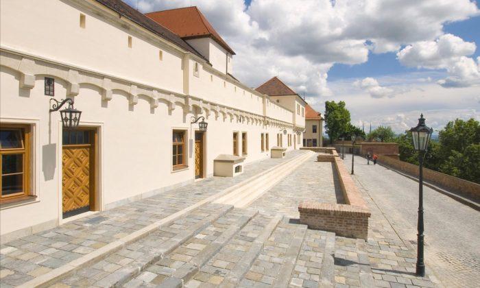 Špilberk seporekonstrukci přeměnil zhradu nakulturní centrum
