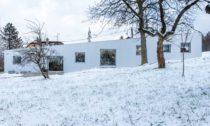 Rodinný dům vRadvanicích odateliéru Ti2 architekti
