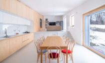 Rodinný dům v Radvanicích od ateliéru Ti2 architekti