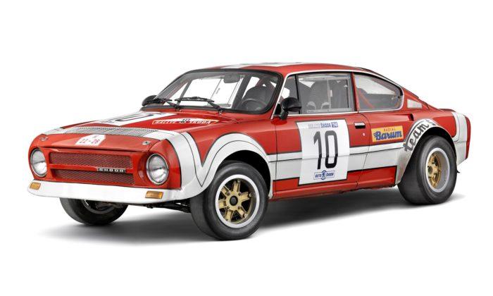 Škoda připomíná modely 180 RS a200 RS nesoucí jako první označení Rallye Sport