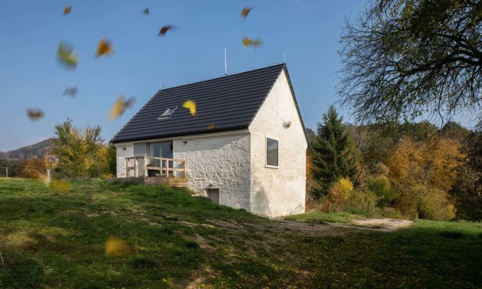 V obci nedaleko České Lípy přestavěli starý špejchar nastylové bydlení