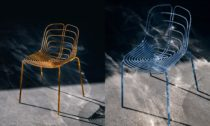 Michael Young a jeho židle Wired Chair