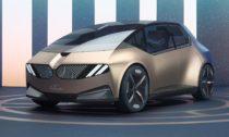 BMW iVision Circular