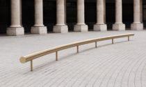 Bourse de Commerce v Paříži po přestavbě od Tadao Ando