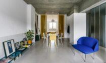 Bratislavský byt po přestavbě od Alana Prekopa