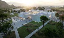 Chungnam Art Museum od UNStudio