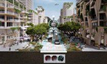 Plánované nové město Telosa podle ateliéru BIG