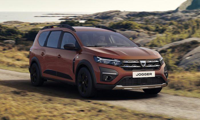 Dacia Jogger jedostupný sedmimístný rodinný vůz spřekvapivým designem