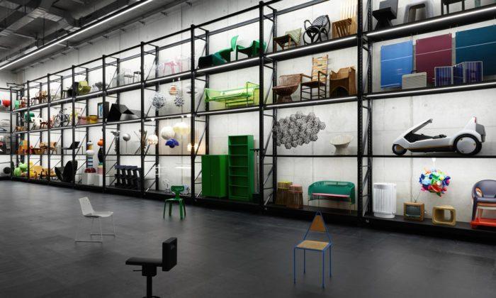 Mnichovské design muzeum Die Neue Sammlung otevírá velký výstavní X-D-E-P-O-T