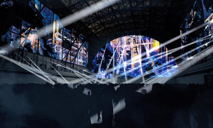 Festival světla Signal 2021 vříjnu rozsvítí Prahu apromítat bude ivPrůmyslovém paláci