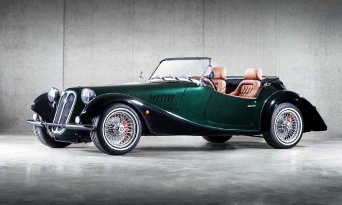 Gordon Roadster ječeský malosériový dvoumístný roadster inspirovaný 30.léty
