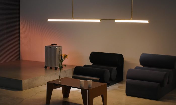 Marset představuje minimalistické svítidlo Ambrosia aelegantní Ihana