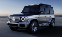 Mercedes-Benz G-Class Concept EQG