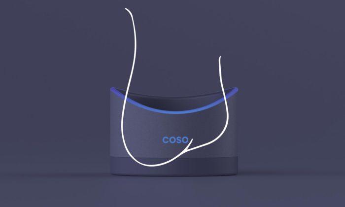 Koncept mužské antikoncepce Coso vyhrál prestižní designérskou soutěž