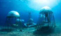 První podmořská farma Nemo's Garden v Itálii