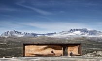 Ukázka z výstavy Snøhetta: Arctic Nordic Alpine