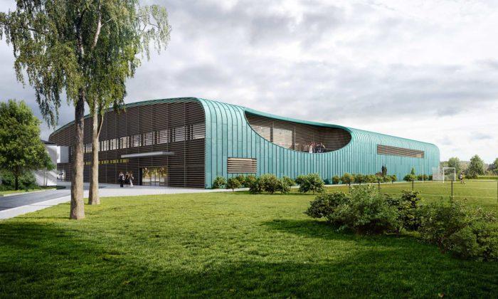 Hluboká nad Vltavou chce příští rok začít stavět nový krytý hokejový stadion