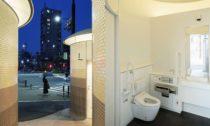 Toyo Ito a jeho toalety Tři houby