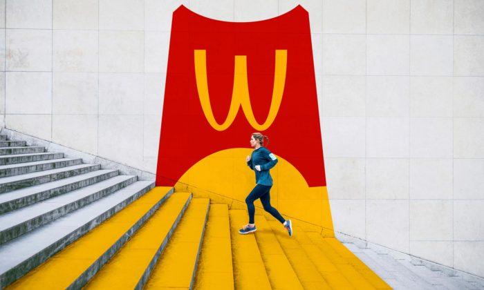 Turner Duckworth omladili vizuální identitu síti restaurací McDonald's