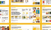 Nová vizuální identita McDonald's od Turner Duckworth