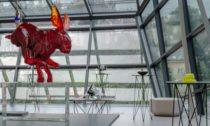Ukázka z výstavy Duše skla
