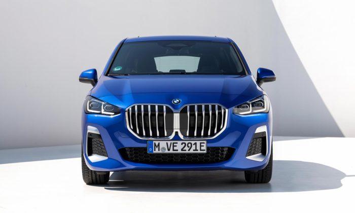 BMW 2 Active Tourer dostal obrovské ledvinky asportovnější design