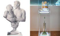 Jeff Koons a ukázka z výstavy Mucem