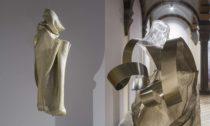 Liběna Rochová a ukázka z výstavy Dar