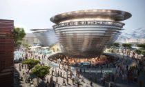 Pavilon mobility na Expo 2020 v Dubaji od Foster + Partners
