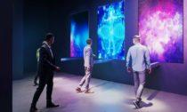 Expozice Slovenska v pavilonu mobility na Expo 2020
