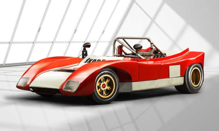 Škoda si kvýročí připomíná závodní prototyp Spider B5 svýkonem 150 koní