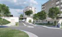 Terminál Černý Most na návrhu koncepční studie