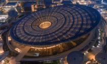 Pavilon udržitelnosti Terra od Grimshaw na Expo 2020