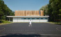 Tréninková sportovní hala Borky