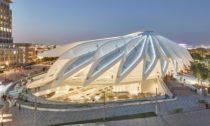 Pavilon pro Spojené arabské emiráty na Expo 2020 od Santiago Calatrava