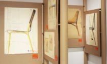 Ohyb na papíře: Nábytkářské výkresy z archivu značky Ton