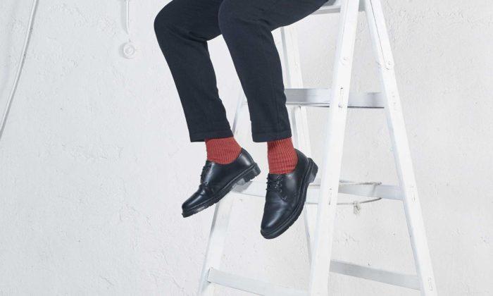 Česká značka We Are Ferdinand přichází sjednoduchými ponožkami bez vzorů