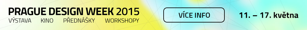 Přijď na Prague Design Week 2015!