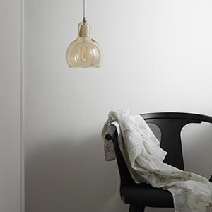 Kolekce skleněných svítidel Bulb a Mega Bulb