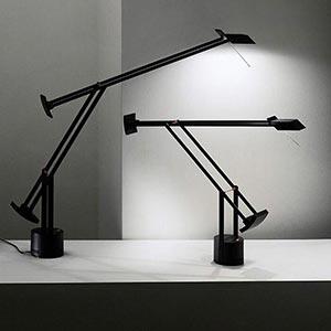 Ikonická lampa Tizio od Richarda Sappera