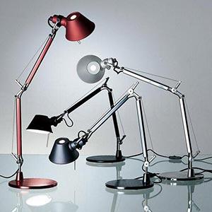 Ikonická kolekce lamp Tolomeo od Artemide