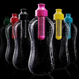 Nezávadné láhve na vodu od Karima Rashida