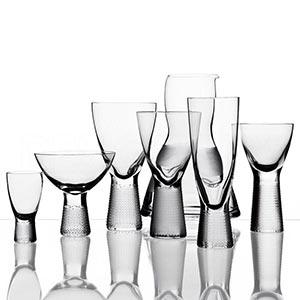 Sklenice, mísy a vázy od Františka Víznera